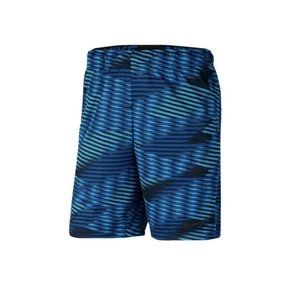 New Nike Mens Blue Training Plus Dry 5.0 Shorts